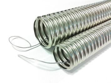 Гофрированный металлорукав